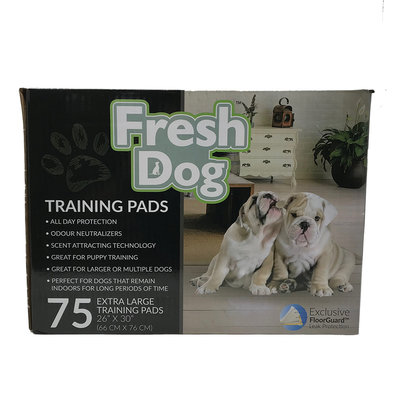 "Puppy Pads - X-Large - 26x30"" - 75  pk"