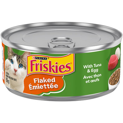 Flaked Tuna & Egg - 156 g