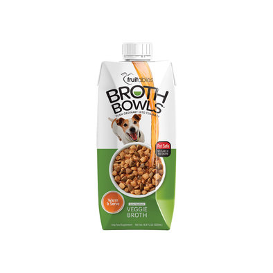 Adult Vegetable Broth - 500 ml