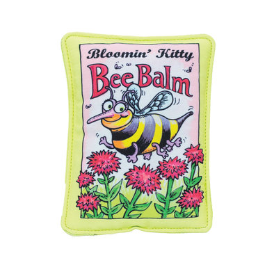Bloomin Kitty Cat - Bee Balm Seed Packet