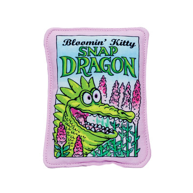Bloomin Kitty Cat - Snap Dragon Seed Packet
