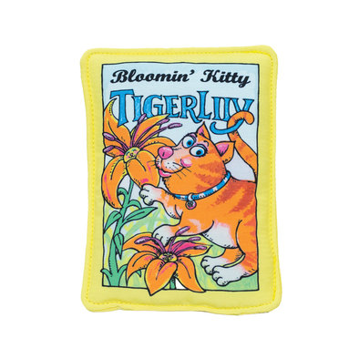 Bloomin Kitty Cat - Tiger Lily Seed Packet