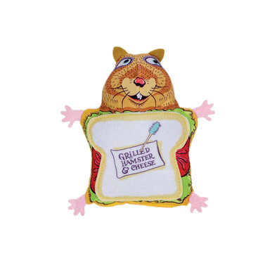 Gilled Hamster & Cheese