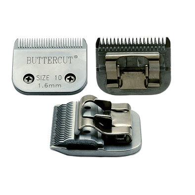 Stainless Steel Clipper Blade - #10