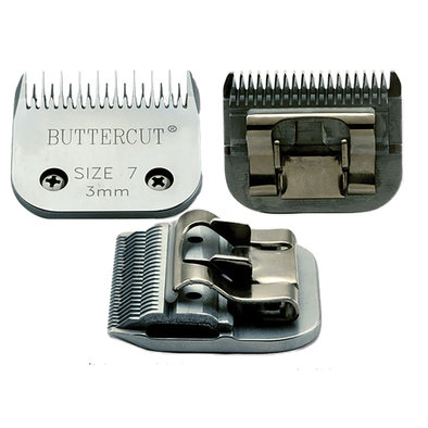 Stainless Steel Clipper - Blade #7