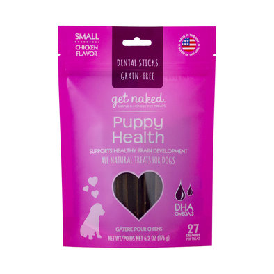 Dental Chew, Puppy Health - Small - 6.2 oz