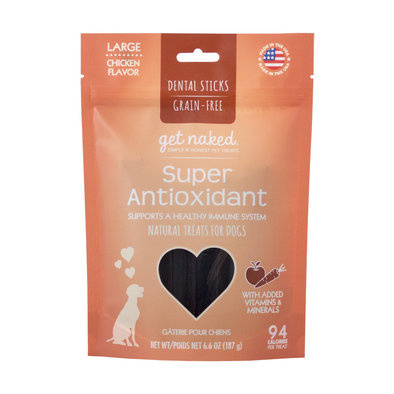Dental Dog Chew Antioxidant - 6.6 oz