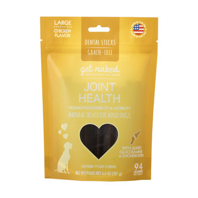 Dental Dog Chew, Joint Health - Large - 187 g