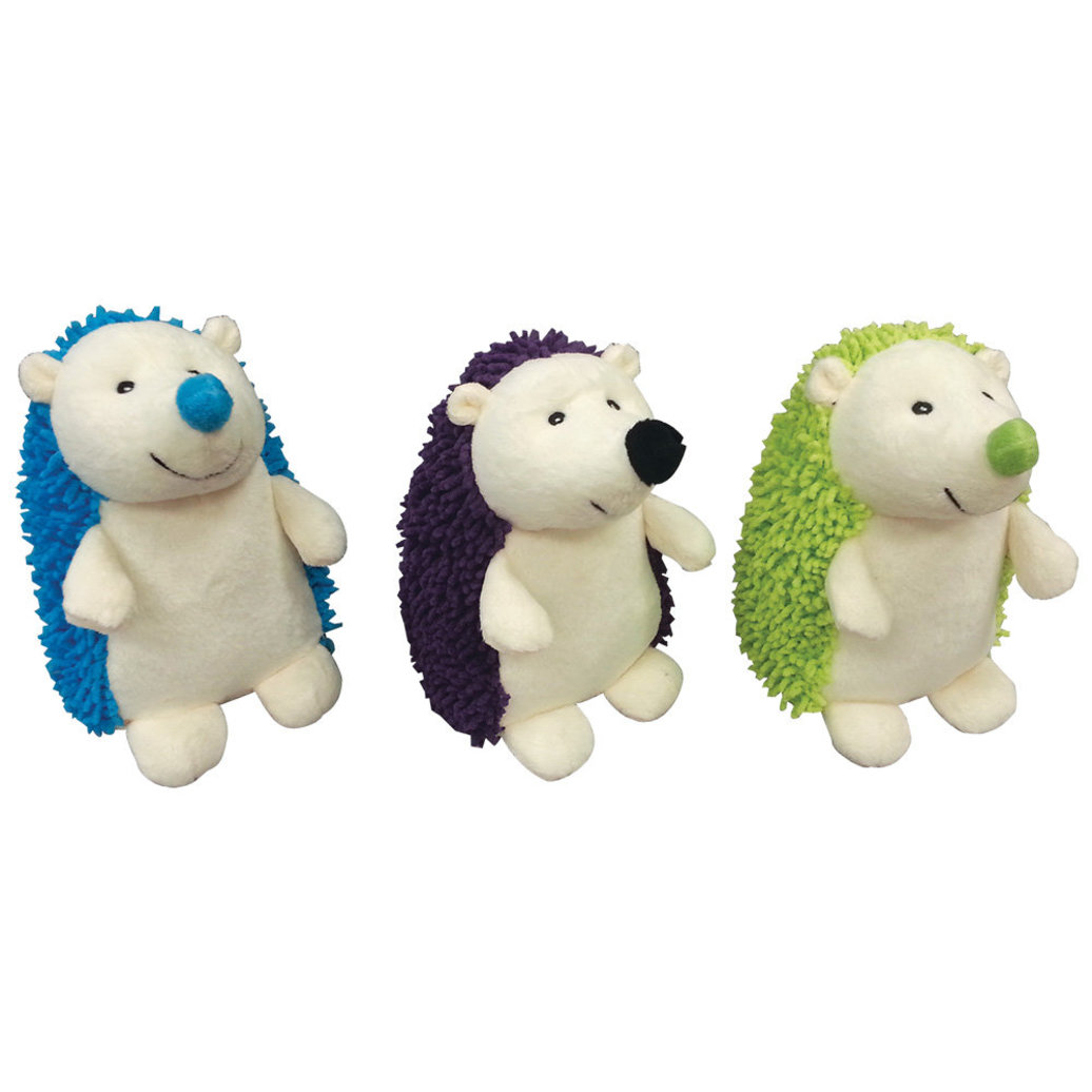 View larger image of Giggler Plush Hedgehog - 6.5""
