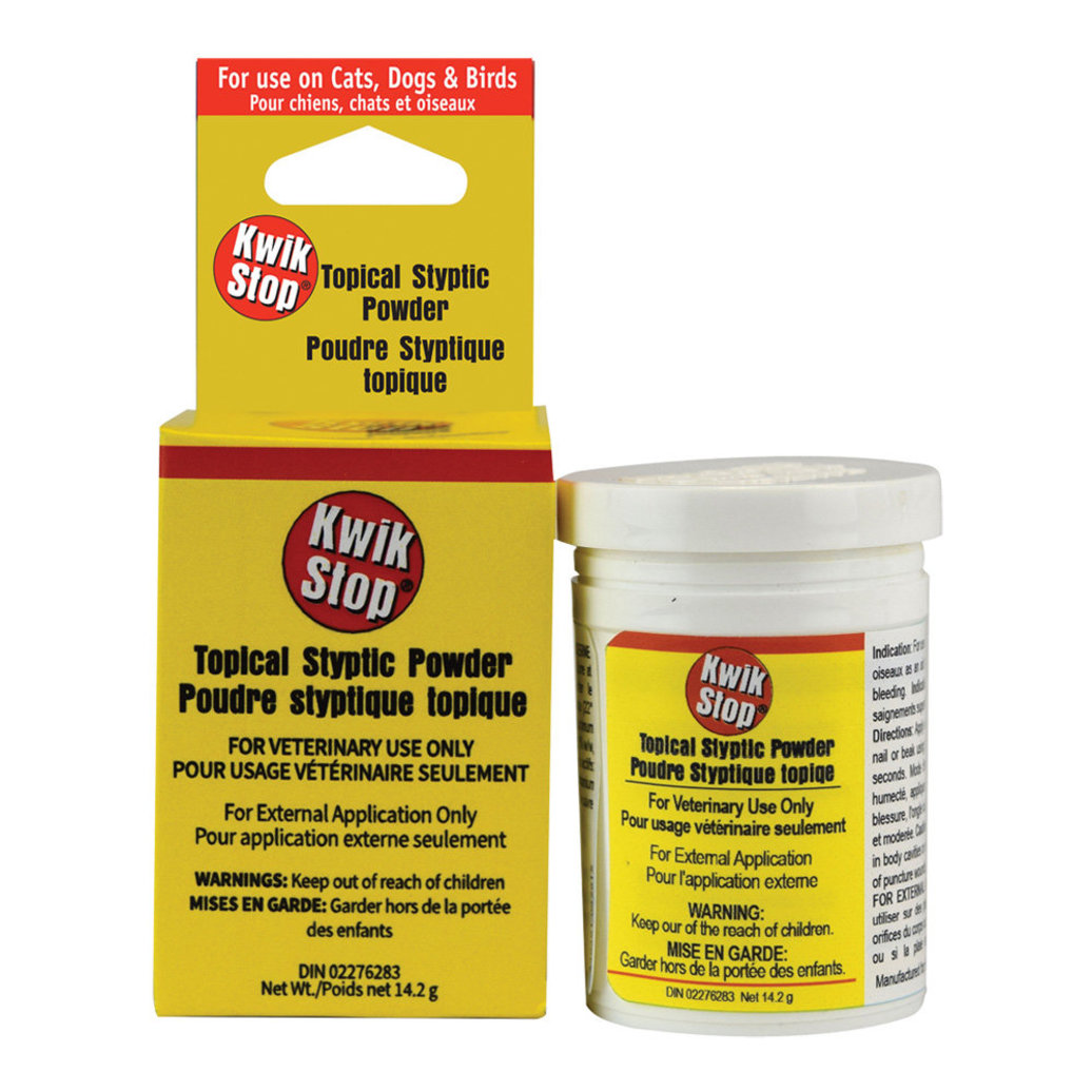 View larger image of Kwik Stop Styptic Powder - 14.2 g