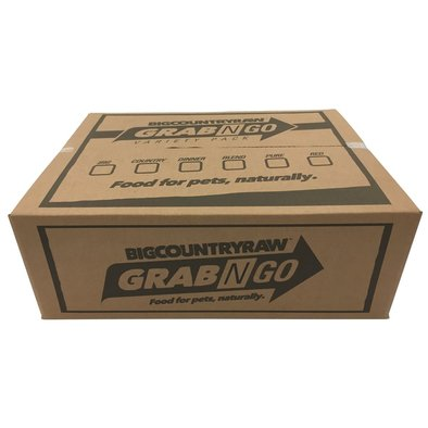 Grab N Go Dinner Deal - 24 lb