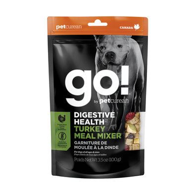 DIGESTIVE HEALTH Turkey Meal Mixer for dogs