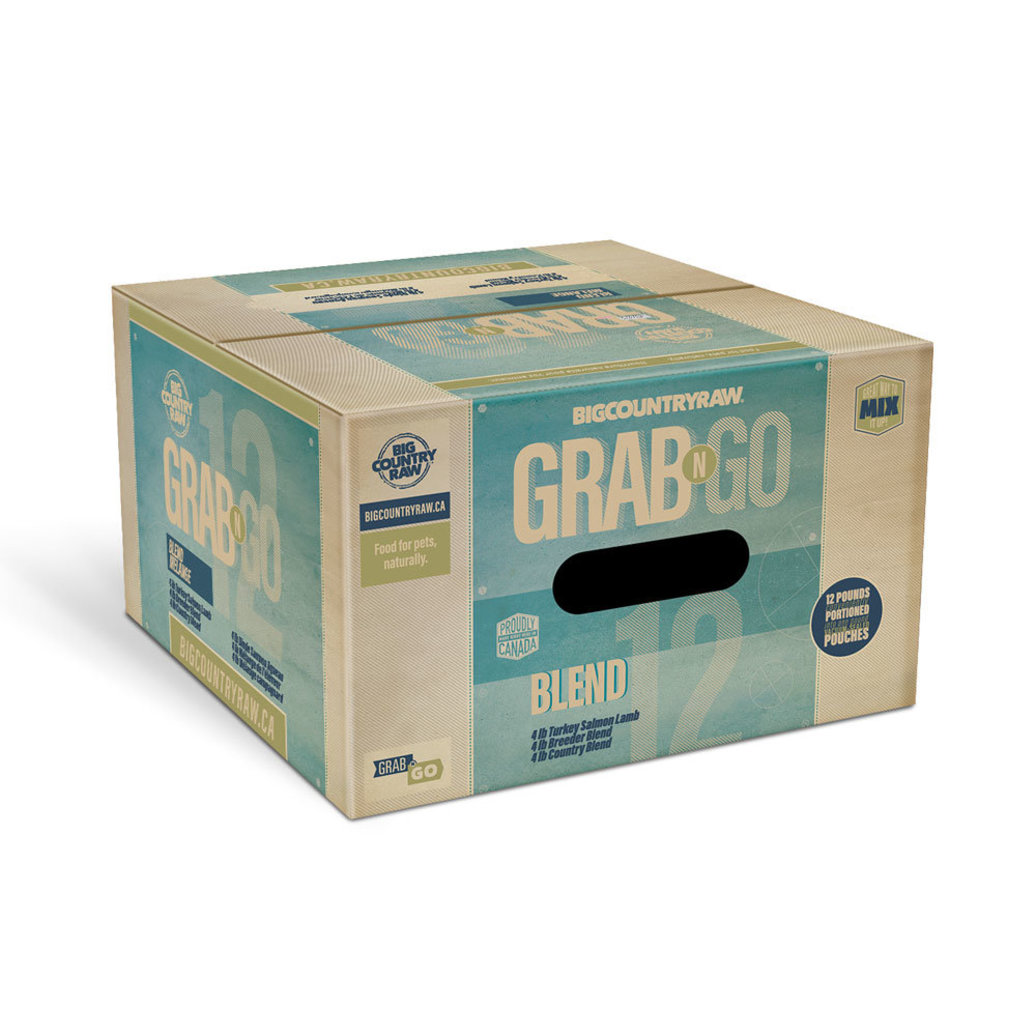 View larger image of Grab N Go Mini BLEND Deal - 12 lb