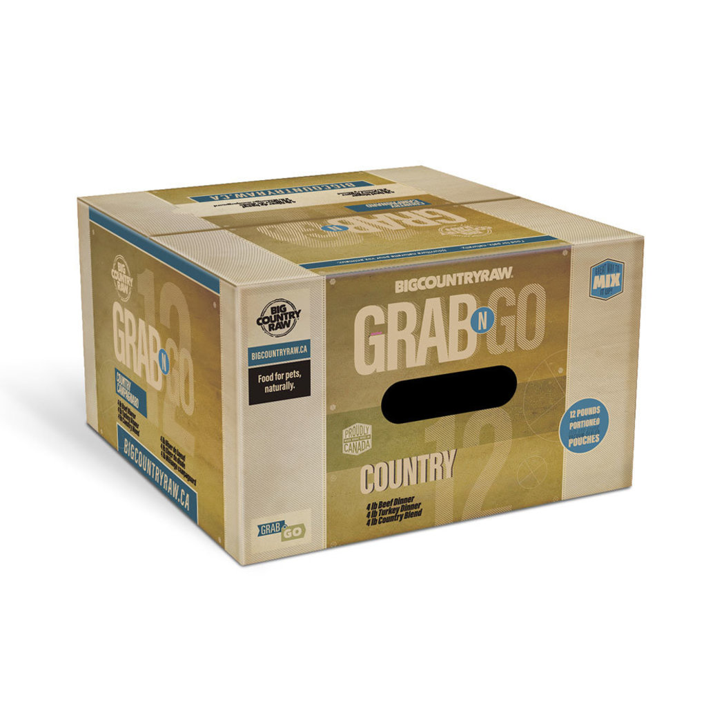 View larger image of Grab N Go Mini COUNTRY Deal - 12 lb