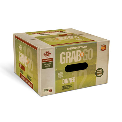 Grab N Go Mini DINNER Deal -  12lb