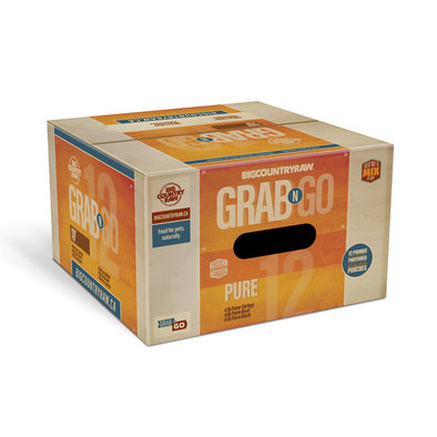Grab N Go Mini PURE Deal - 12 lb