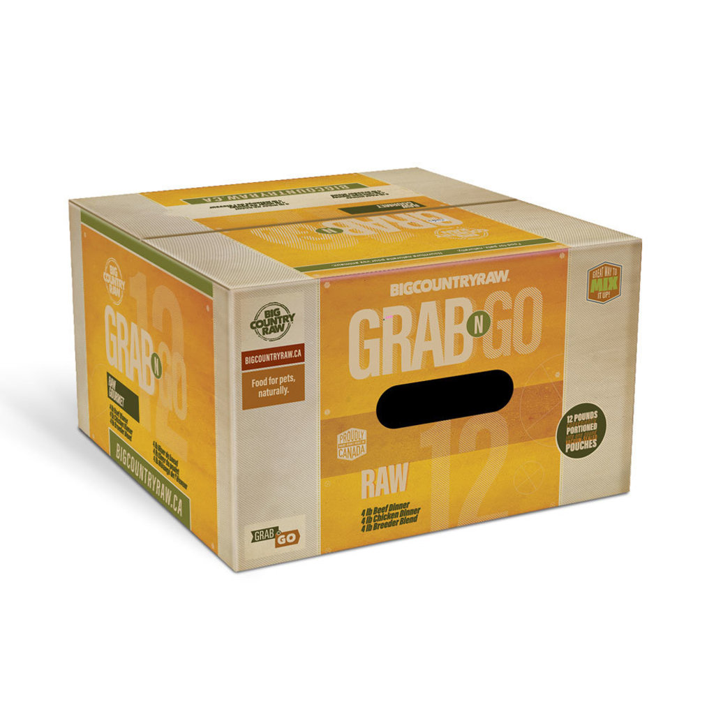 View larger image of Grab N Go Mini RAW Deal - 12 lb