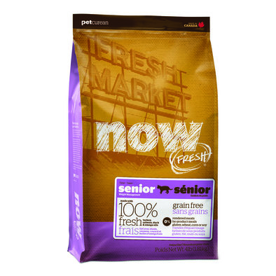 Grain Free Senior Feline Food - 0.5 lb