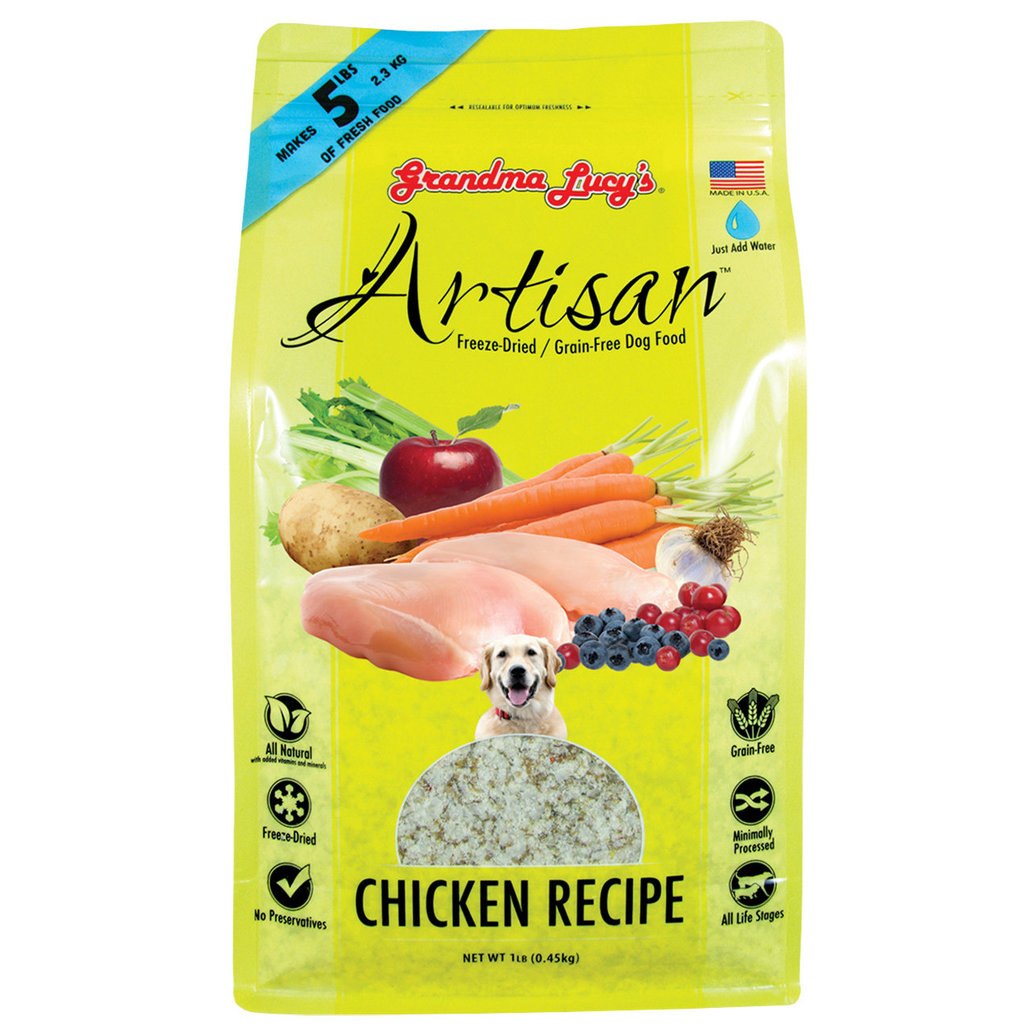 View larger image of Adult - Artisan Freeze Dried - Chicken