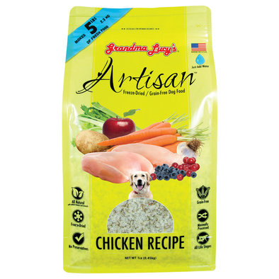 Adult - Artisan Freeze Dried - Chicken