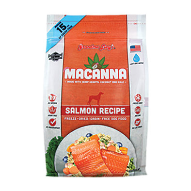 Adult - Macanna Freeze Dried - Grain Free - Salmon