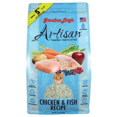 Feline Adult - Artisan FD - Chicken & Fish - .45 kg