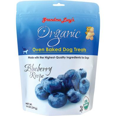 Organic Treats - Blueberry - 397 g