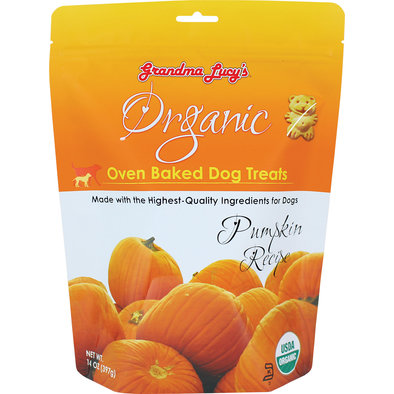 Organic Treats - Pumpkin - 397 g