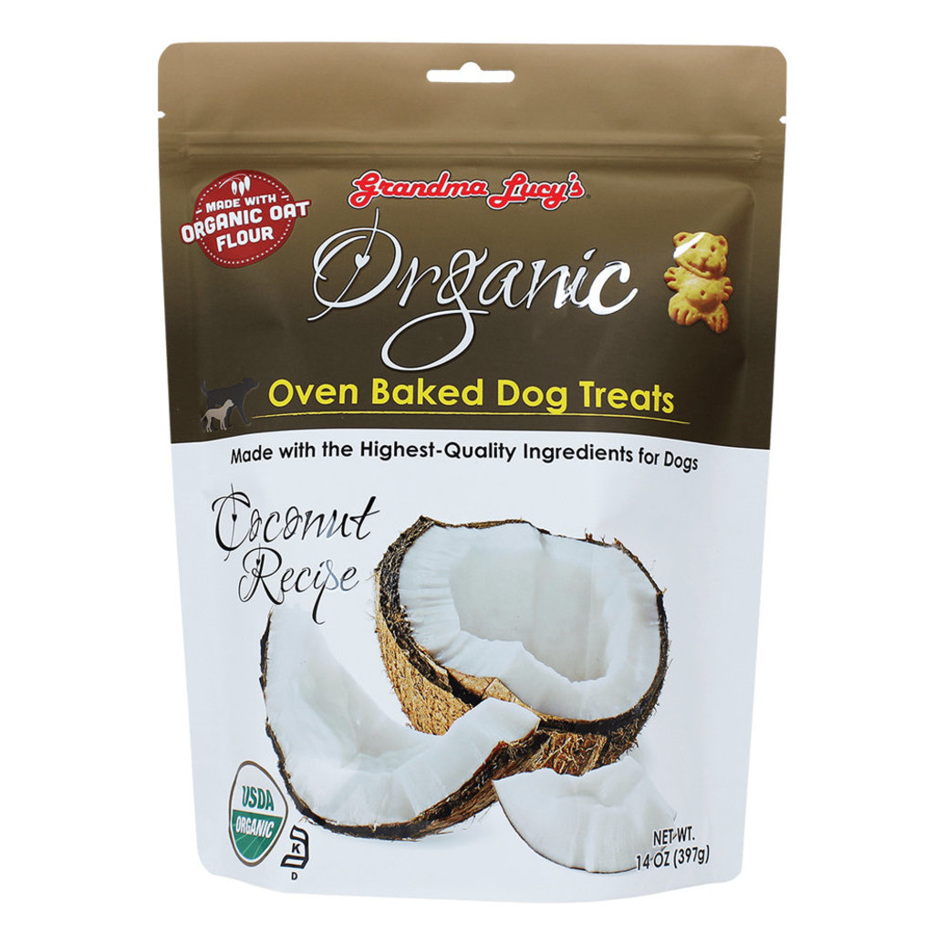 View larger image of Organic Treats WF - Coconut - 397 g