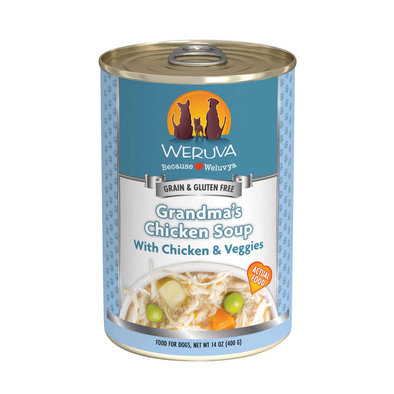 Can, Adult - Grandmas Chicken Soup - 396 g