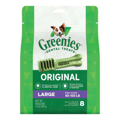 Greenies, Dog Treats - Large