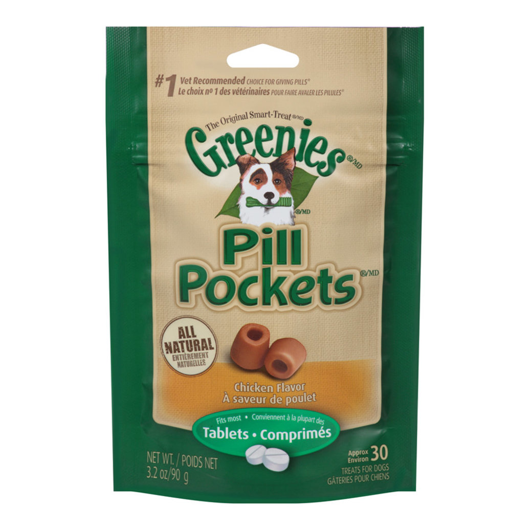 View larger image of Pill Pockets For Dogs, Chicken
