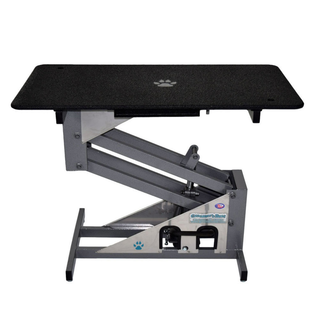 """View larger image of Foot Hydraulic Table - 42x24"""""""