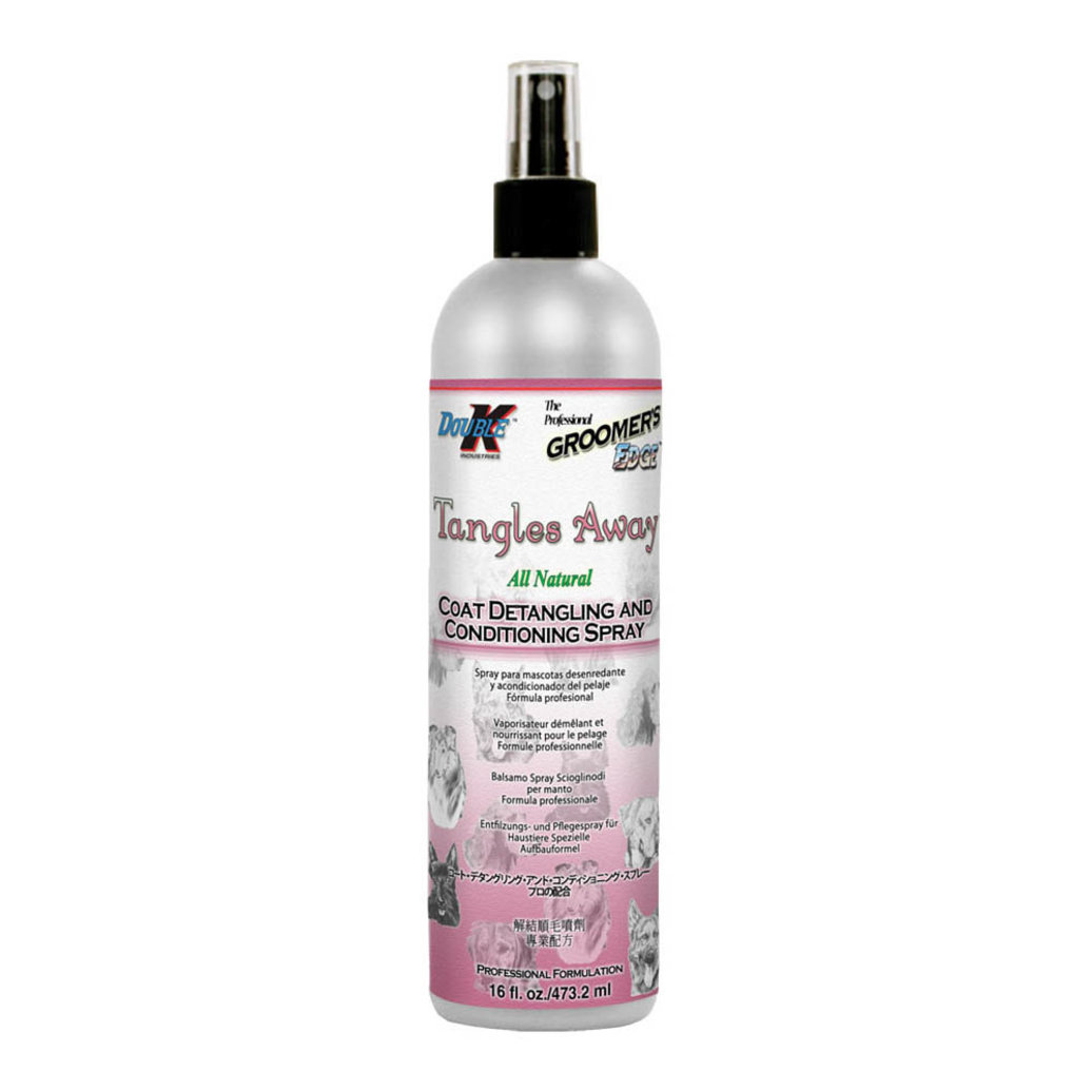 View larger image of Tangles Away Detangling Spray