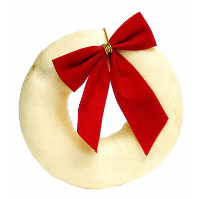 Beefeaters Rawhide Wreath