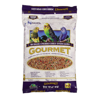 Gourmet Seed Mix for Budgies - 1 kg