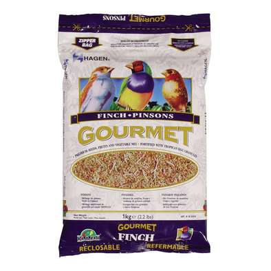 Gourmet Seed Mix for Finches - 1 kg