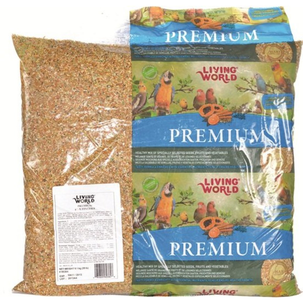 View larger image of Hagen, LW Premium Finch Mix - 20 lb
