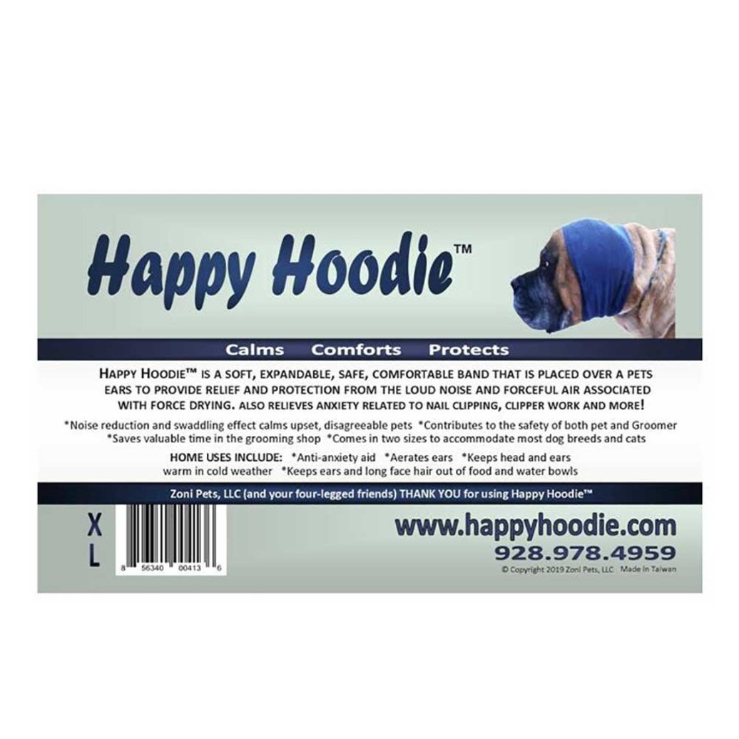 View larger image of Ear Protector - Navy Blue - X-Large