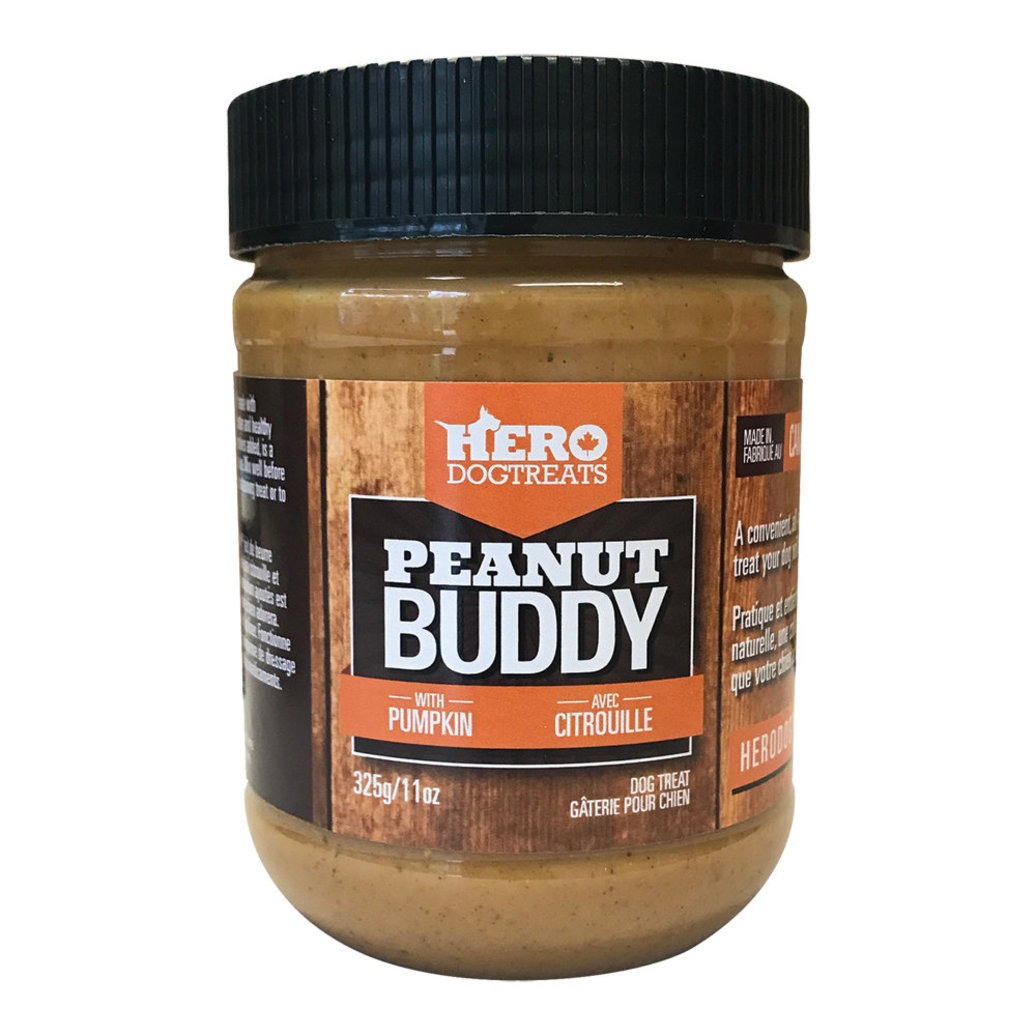 View larger image of Peanut Buddy with Pumpkin - 325 g