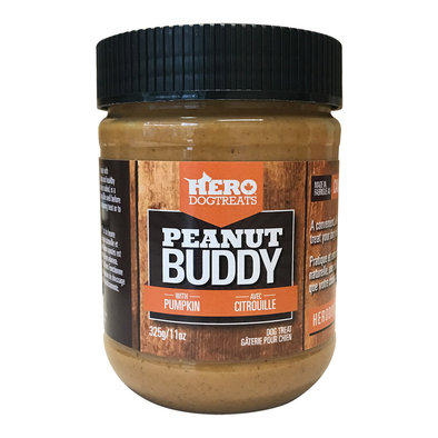 Peanut Buddy with Pumpkin - 325 g
