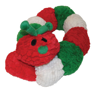 Holiday Caterpillar - Red - 43""