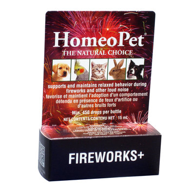 Anxiety TFLN, Thunderstorms, Fireworks&Loud Noises Relief - 15 mL