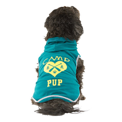 Hoody - Camp Pup - Green