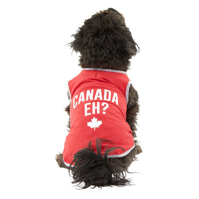 Tank Top - Canada Eh! - Red