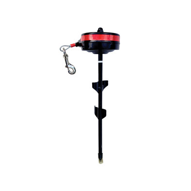 Retractable Tie Out Stake - Large