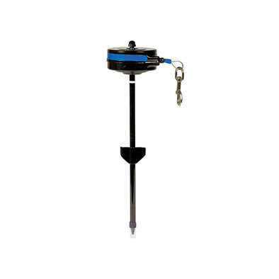 Retractable Tie Out Stake - Medium