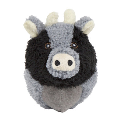 Barnyard Squooshie Ball Cow - Small