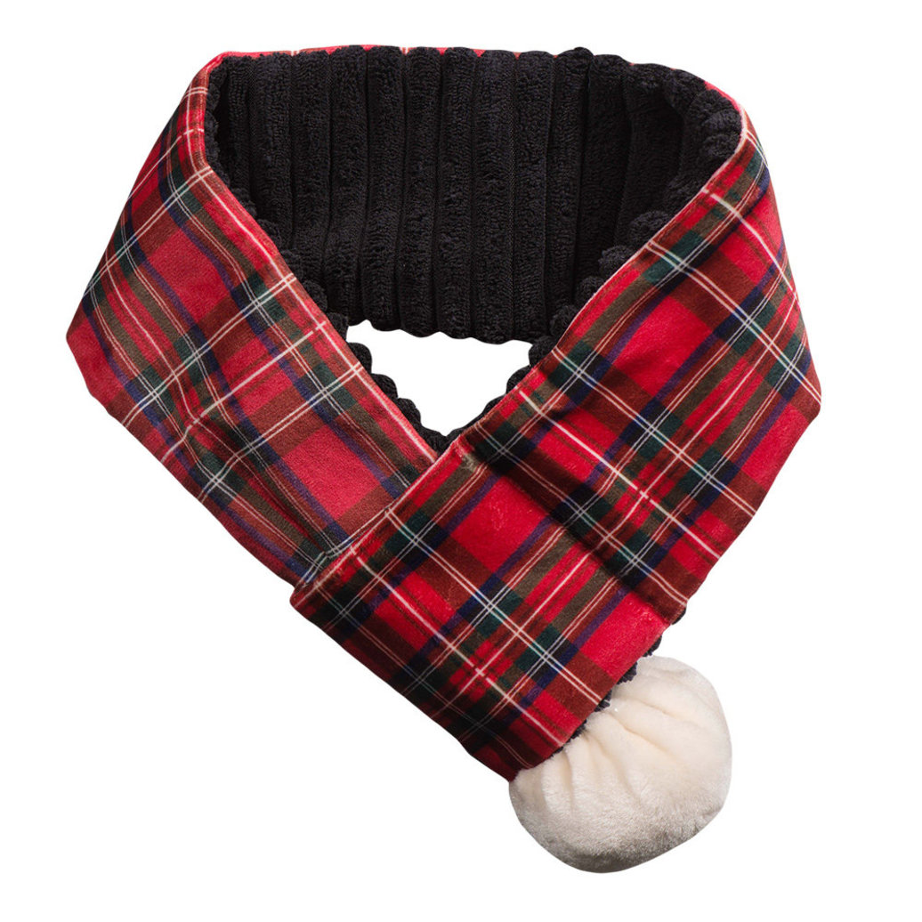 """View larger image of Huggle Hounds, Totally Tartan - Scarf - 10-14"""""""