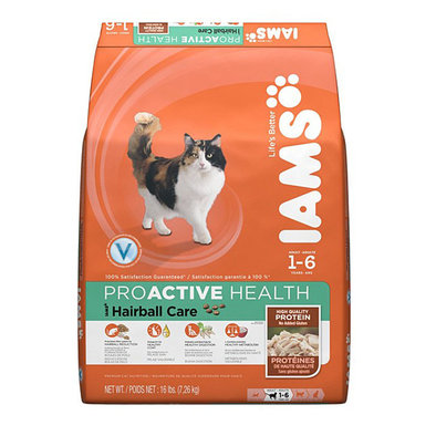 ProActive Health, Adult Cat Hairball Care